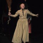 Jessica Layton plays the Gingerbread Witch.