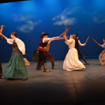 Encore Stage & Studio's production of The Three Musketeers is full of action, comedy and adventure for the entire family. Photo by Larry McClemons.