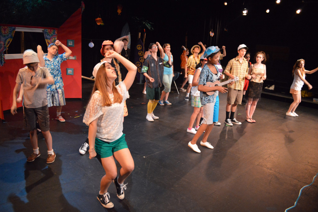 Join the beach party at Twelfth Night! Photo by Larry McClemons.