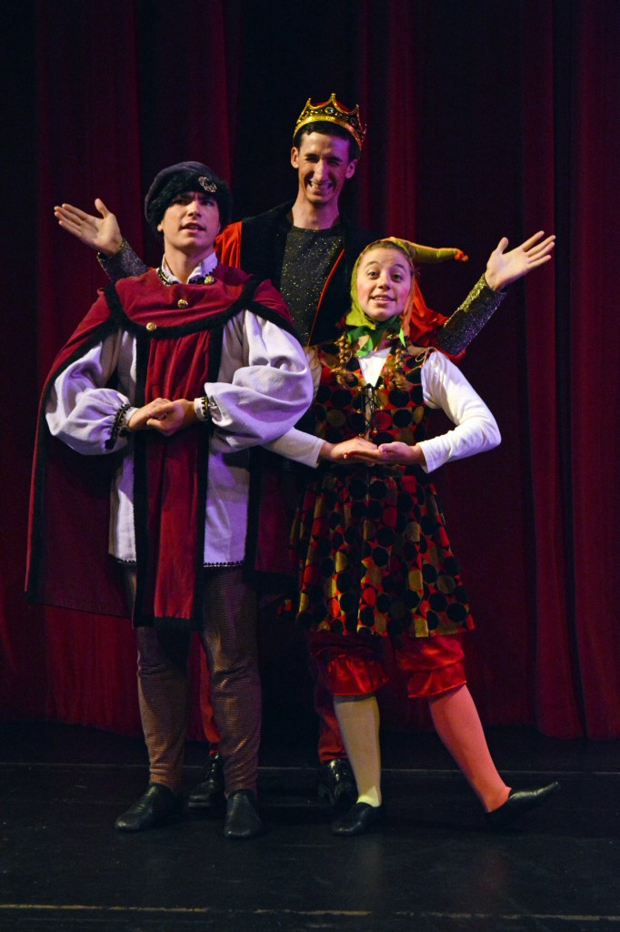 Paddy Clancy, Once Upon a Mattress, 2014