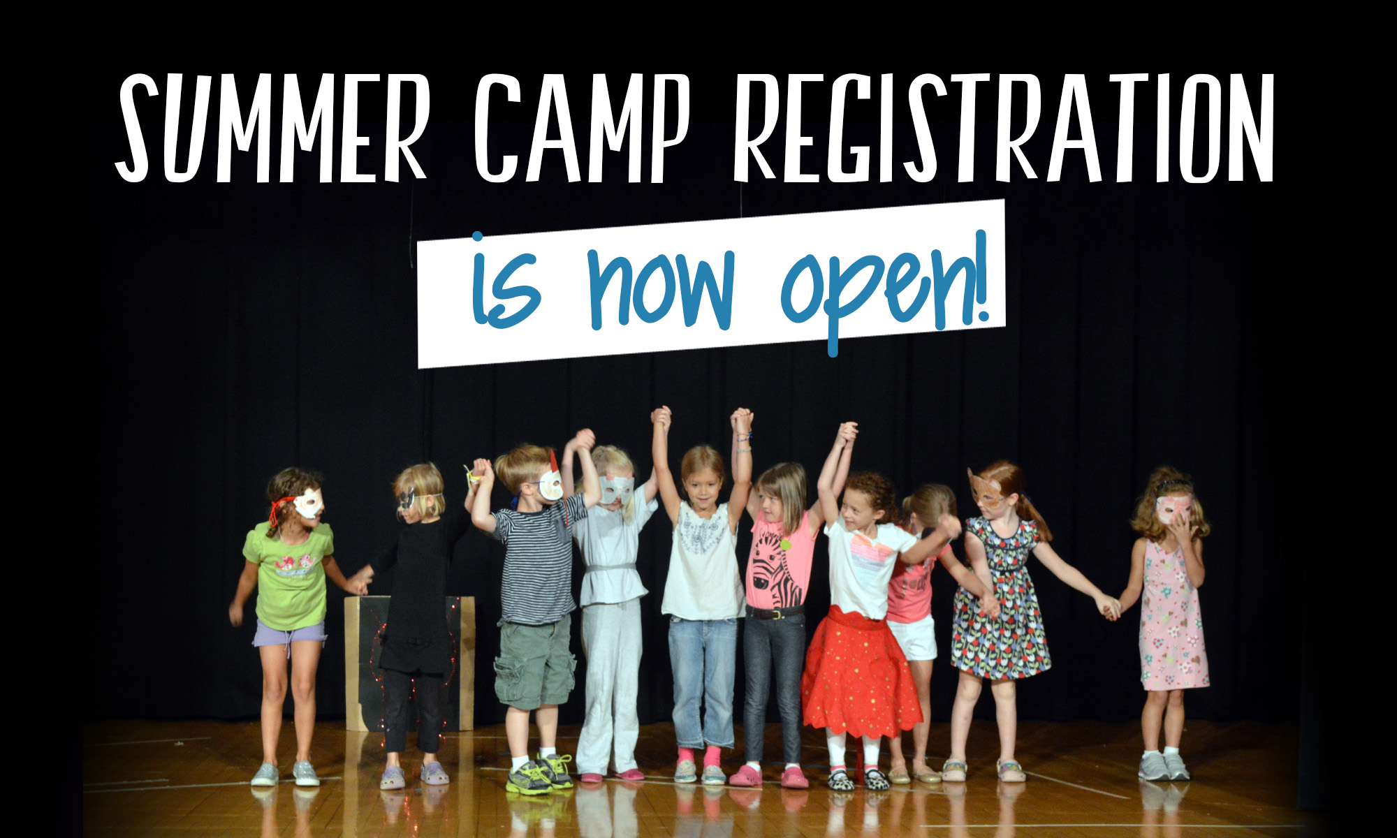 summer camp 2016 now