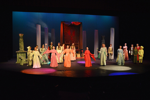 Happy Opening Night Sleeping Beauty Cast & Crew! – Encore