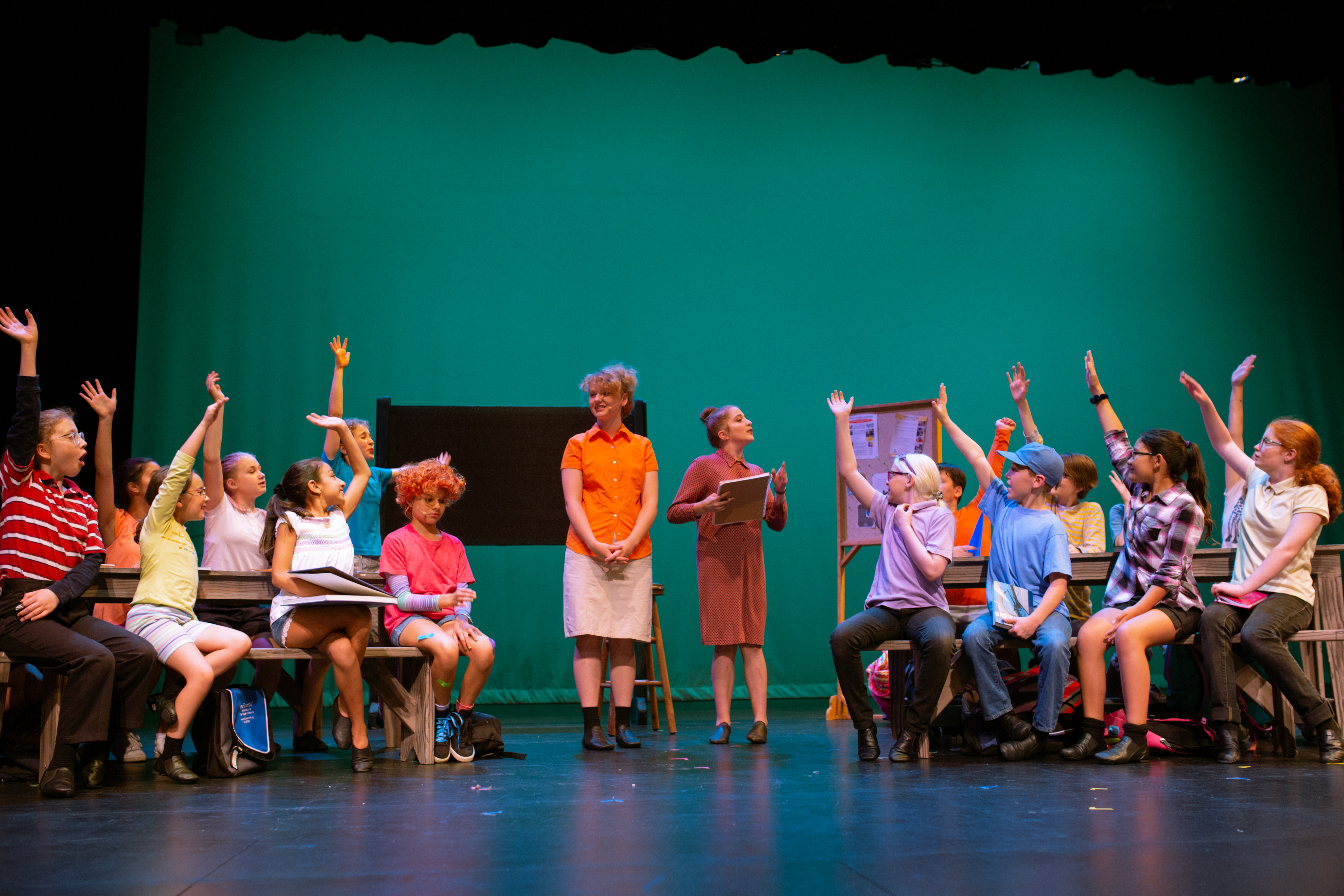 Encore Stage & Studio – Theatre By Kids, For Kids!